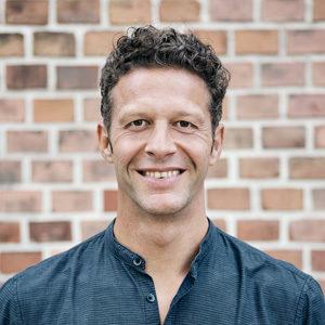 Portrait von Patrick Hafner